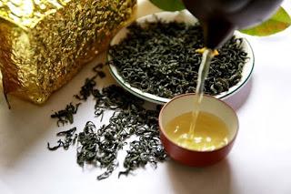 cách bảo quản trà xanh hút chân không