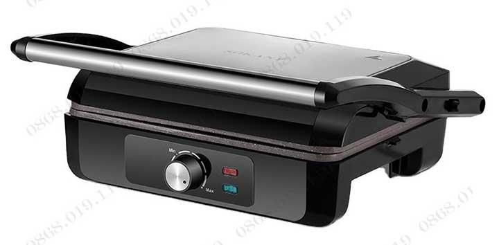 máy kẹp nướng bánh mỳ sokany