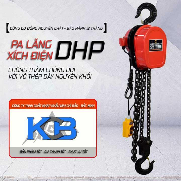 Pa lăng xích điện DHP