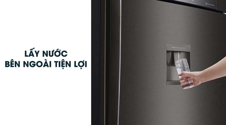 tủ lạnh LG D602BL