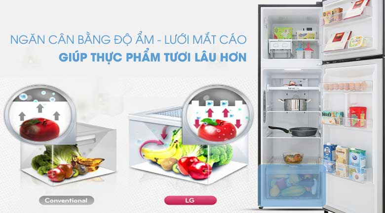 tủ lạnh LG M255BL